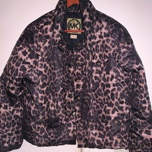 Micheal Kors Light Puffer Coat